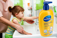 МД Курносики бережный уход мыло жидкое с рождения (ромашка)