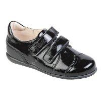 TW-434  Ботинки ортопедические малосложные цв.1-черный, 29,30
