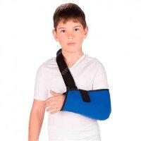 Бандаж фиксирующий поддерживающий для руки после травм ТРИВЕС Т-8130(XXXS,XXS,XS)