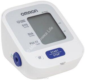 Тонометр OMRON  М2 Basic с адаптером (HEM-7121-ARU)