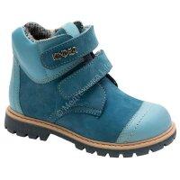 Ботинки ортопедические малосложныеутепл цв.4-голубой TW-405 (22,24,25,26,27,28,29)