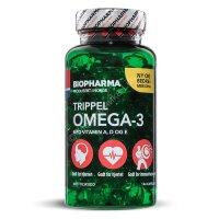 Biopharma Trippel Omega-3 144 капсулы