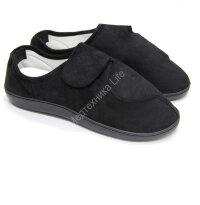 Обувь ортопедическая малослож LUOMMA Черный LM-402