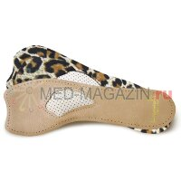 """Полустельки ортопед.Luomma, бескаркас.д/модельной обуви на каблуке  lum301 """"Экотен"""""""