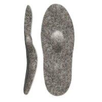 Стельки ортоп. Luomma,  каркасные, пяточный амортизатор, кожа  Lum203Т Экотен(р/у 2013/1272)