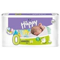 Подгузники детские Белла baby Happy д/новорожд. №25