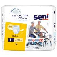 Трусы впитывающие Seni active normal L №10