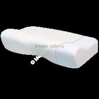 (M) Подушка ортопедическая с эффектом памяти ТОП-119