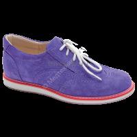 Ботинки ортоп малосложные цв.2-фиолетовый  TW-430 (30, 31, 32, 33, 34, 35, 36)