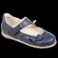 Туфли ортоп малосложные цв.1-черный TW-227Б