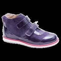 Ботинки ортопедические малосложные цвет 2-фиолетовый TW-431 (31, 36)