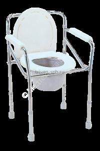Кресло-туалет TRIVES (складное)