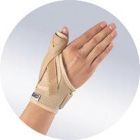 "611 SWU Бандаж ортопедический  на  лучезапястный сустав""Орто""S/M,L/XL"