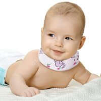 Бандаж для легкой фиксации шейного отдела позвоночника  для новорожд. Экотен ОВ-002(р/у 2010/07595)